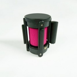 Szalagkazetta normál, pink szalaggal