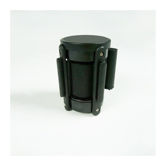 Szalagkazetta XL, fekete szalaggal