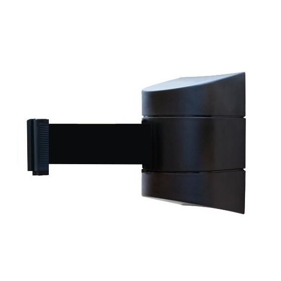 Fali kordon ház szett fekete műanyag (4,8 m választható színű szalagkazettával)