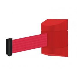 Fali kordon ház szett piros műanyag (2m)