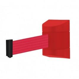 Fali kordon ház szett piros műanyag (4,8 m piros színű szalagkazettával)