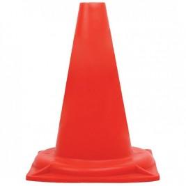 30 cm-es egyszínű piros közúti jelzőbója