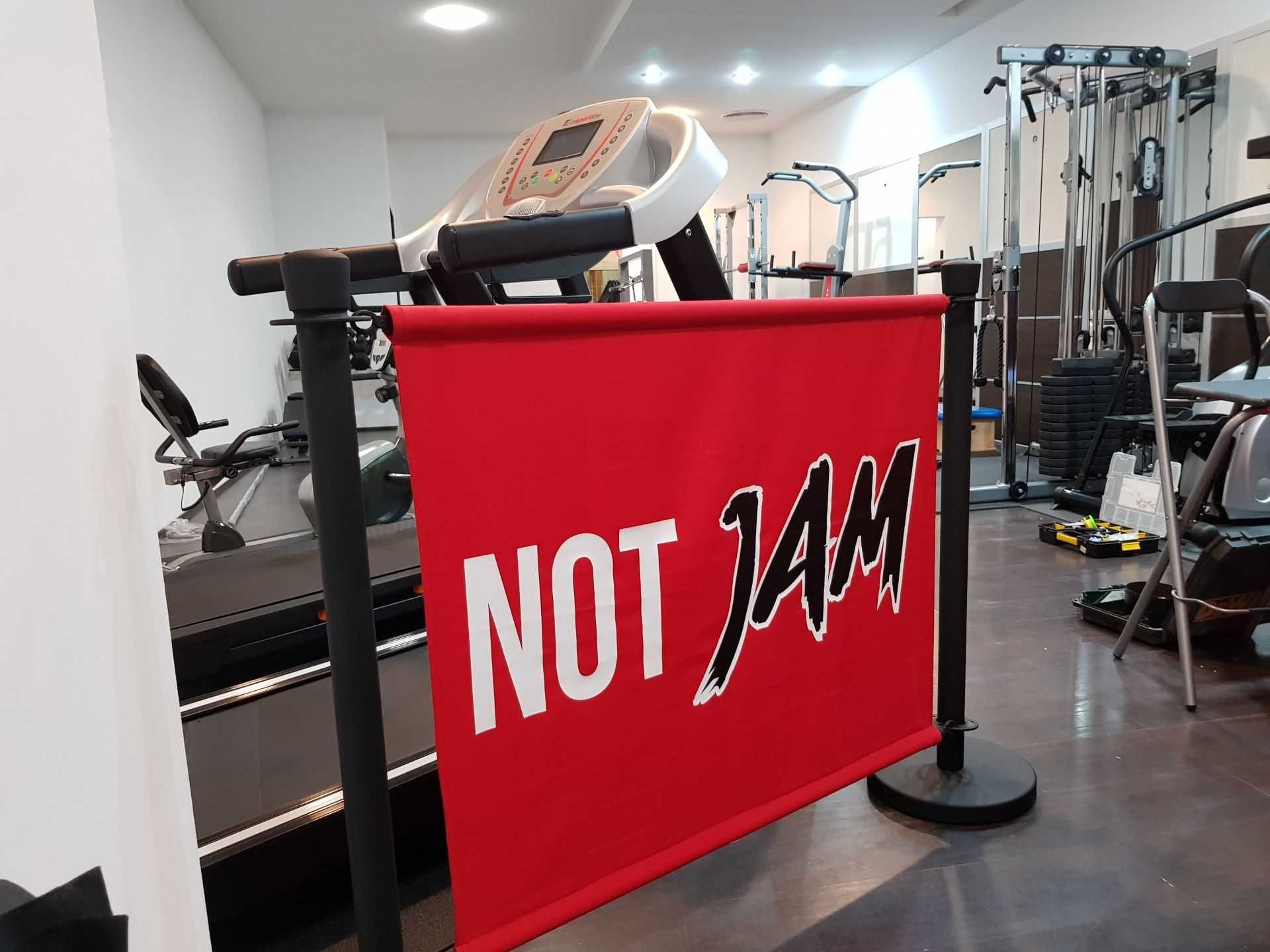 Not Jam Gym Miskolc